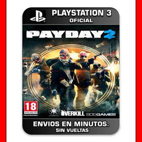 Payday 2 Ps3 :: Digital :: Entregas Al Instante   Oferton