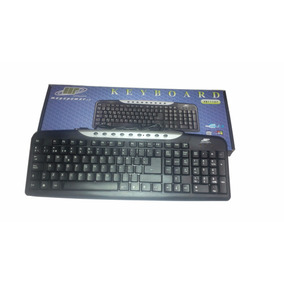 Teclado Usb Multimedia Mega Power Modelo 11127