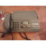 Fax, Contestador Panasonic Lo Vendo Por Viaje Urgente