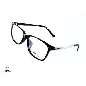 df6803eb7b87c Montura Óptica Chanel® 54-16-141mm Steel Dark Grape Opt0097