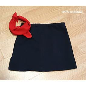 Disfraz Traje Tango - Niña - Tanguera.
