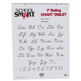 School Smart X 32 Tableta Con Gráfico De Líneas De 1 P...