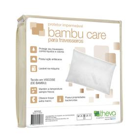 Capa Protetora De Travesseiro Bambu Care - 50x70 50x70