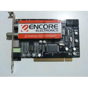 Placa Pci Capturadora Tv Encore Enltv-fm V3.0