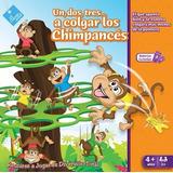 Juego De Mesa A Colgar Los Chimpancés - El Duende Azul