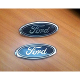 Ford Emblema Frontal/trasero Made In Usa