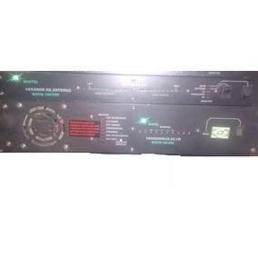 Transmissor De Fm Profissional Marca Montel 50watts