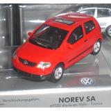 Norev França Miniatura Volkswagen Vw Fox Escala 1:87 Ho Novo