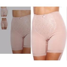 Short Modelador Abdominal Feminino Kit Com 2