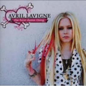 Cd Avril Lavigne - The Best Damn Thing(955907)