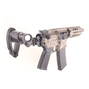 Adaptador Culata Plegable Bisagra Folding Stock M4 M16 Ar15