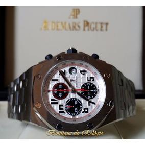 Relógio Máquina Eta Modelo Roo Panda Bracelete 42mm