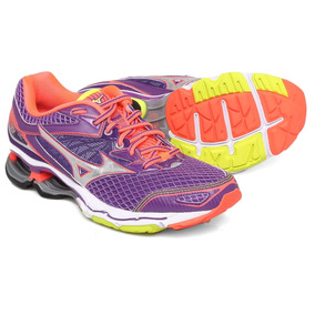Tenis Mizuno Wave Creation 18 Original - Top Conforto