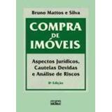 Livro Compra De Imóveis - 8ª Ed Bruno Mattos E Silva