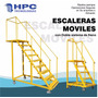 Fabrica De Escaleras Metalicas Móviles Industriales