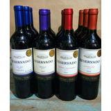 10 Unidade Vinho Reservado Concha Y Toro Diversos 750 Ml