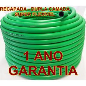 Promocao 25 Mts Mangueira Recapada Jardim 1/2 Verde