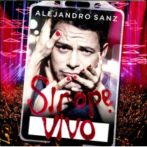 Cd + Dvd Alejandro Sanz Sirope Vivo Madrid 2015