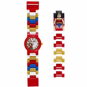 Lego Wonder Woman Reloj Pulso Diego Vez
