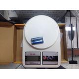 Balança Digital De Cozinha Sf-400 Até 10kg Pesca Alimentos
