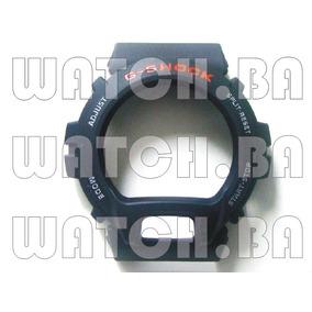 Bezel / Capa Protetor Casio G-shock Dw-6900 Preto - Original