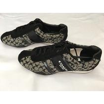 Zapatos / Tenis Coach De Mujer Medida 2 Nuevos Preciosos