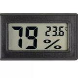 Higrômetro Digital Termômetro Chocadeira Com Bateria Inclusa