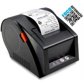 Impressora De Código De Barras E Etiqueta Termica 80mm