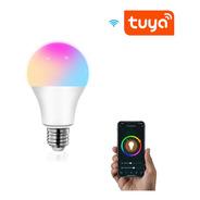 Lampada Led Inteligente Frio Quente Rgb 20w Smart Wifi