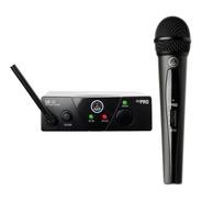 Micrófono Inalámbrico Akg Wms40 Mini Vocal Sistema Uhf