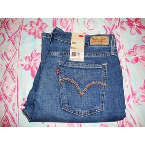 Pantalón Jean Levis 515 Para Dama