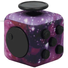 Hand Cube Galaxy
