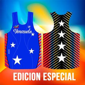 Franelillas Running Edición Especial Venezuela