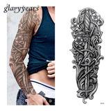 Tatuagem Super Grande... Para Braço Inteiro !!!