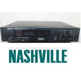 Quadro 20x30 + Foto Digital Do Amplif. Nashville Na-1600 Pró