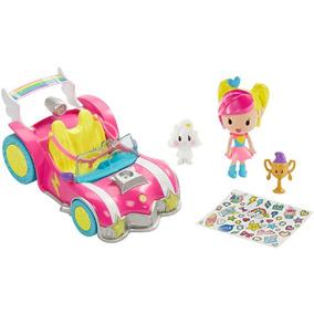 Carro Barbie Filme Em Um Mundo De Video Game Dtw18