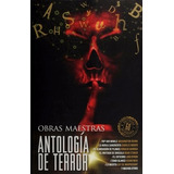 Antología De Terror Original Envio Gratis!!!