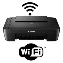 Impressora Multifuncional Pixma Mg3010 Com Wi-fi Original
