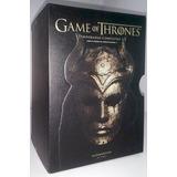 Game Of Thrones Juego De Tronos Temporadas 1 - 5 Boxset Dvd