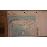 Mapa Regiones Geográficas De La Rep. Argentina. 40 Mapas Nº3