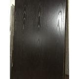 Hojas Tableros De Melamina Chocolate122 X 244 16mm 2 Caras