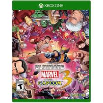 ..: Ultimate Marvel Vs Capcom 3 Para Xbox One En Start Games
