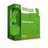 Audifono C/microfono Maxell Solids Excelente Sonido Confortb