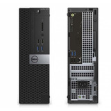 Pc Dell Optiplex 3050 Sff I7 7700 Dd 1tb 8gb Monitor 18,5