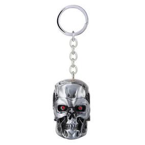 Llavero Craneo Terminator