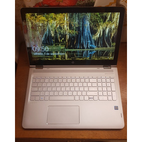 Notebook Hp Envy X360 Convertible Core I7 7500 16gb 1tb 15.6