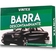 Clay Bar Vonixx Barra Abrasiva V Bar Limpeza Automotiva 50g