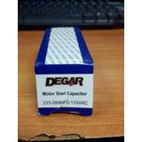 Capacitador De Arranque 233-280 Mfd 110v (nuevo)