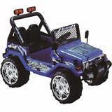 Jeep Eléctrico 12v Doble Asiento Env Gratis /multistorechile