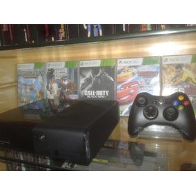 Xbox 360 Super Slim Destravado Na Rgh (semi Novo)